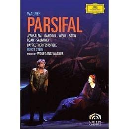 Wagner - Parsifal (Stein, Odbf, Jerusalem, Randova, Sotin) [DVD] [2007]